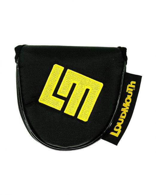 LB-Black-HC-Mallet-Putter