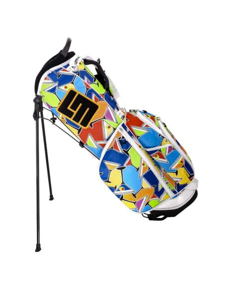 Cocktail Party 8.5 Inch Double Strap Golf Bag
