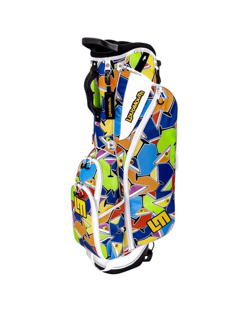 Cocktail Party 8 5 Inch Double Strap Golf Bag