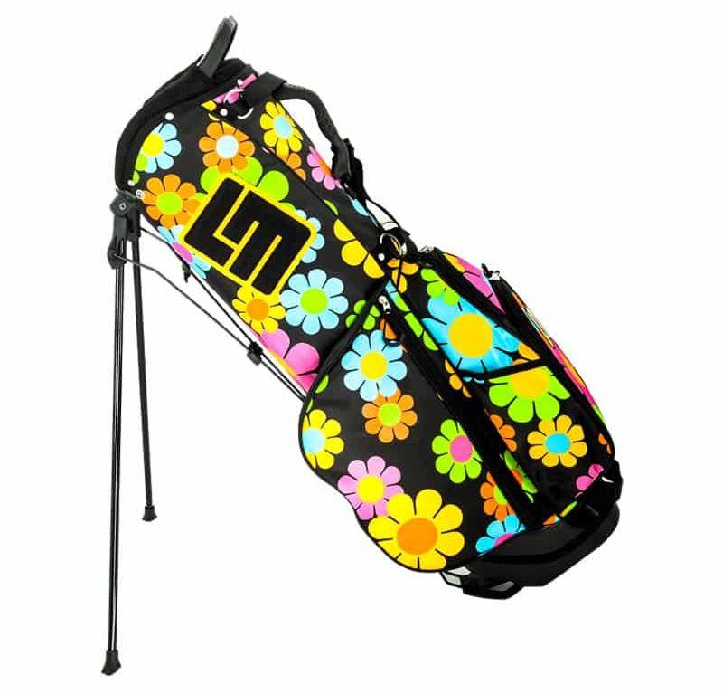 Magic Bus 8.5 Inch Double Strap Golf Bag