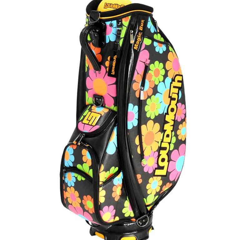 Magic Bus 9 Inch Staff Golf Bag