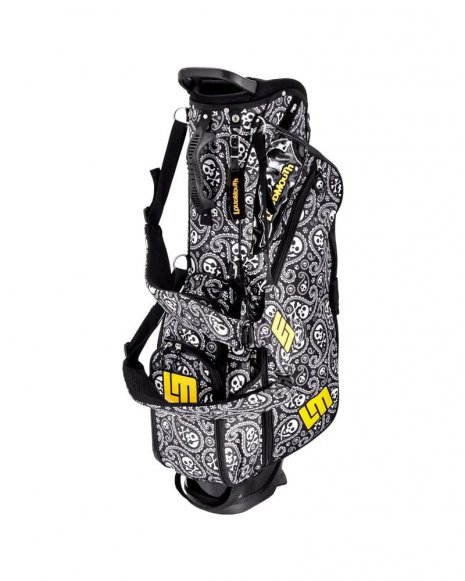 Shiver Me Timber 8.5 Inch Double Strap Golf Bag