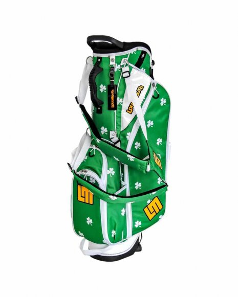 Shamrock 8.5 Inch Double Strap Golf Bag