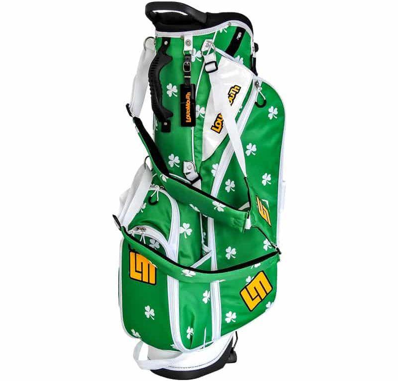 Shamrock 8.5 Inch Double Strap Golf Bag