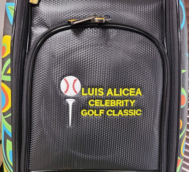 Luis Alicea Personalize Bag 01