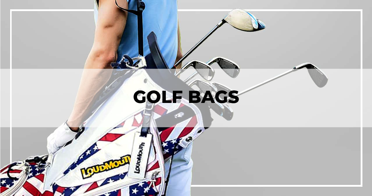 LoudBags GolfBags Category