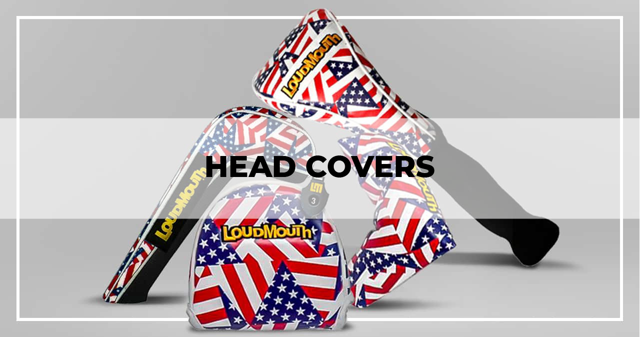 LoudBags HeadCovers Category